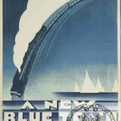 WL PLM new blue train (Ref N° 885