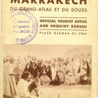 Wl pub maroc 1930