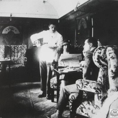 Wl pub salon pullman golden arrow 1925