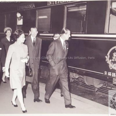 WL Queen Elisabeth prince Phillip Austria 1969