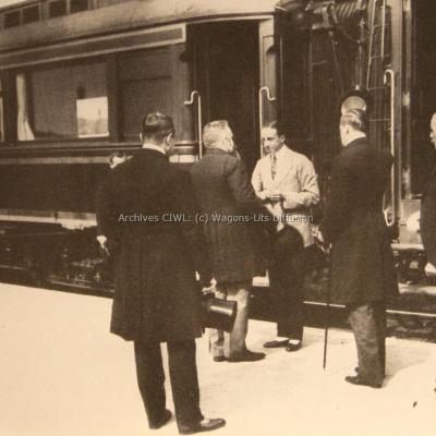 WL roi espagne Sud Express