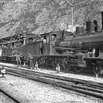 Wl simplon orient express vers 1919