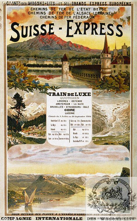 WL Suisse Express