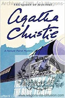 Wl the mystery of the blue train by author agatha christie