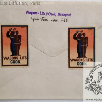 WL timbre WL Cook Hongrie