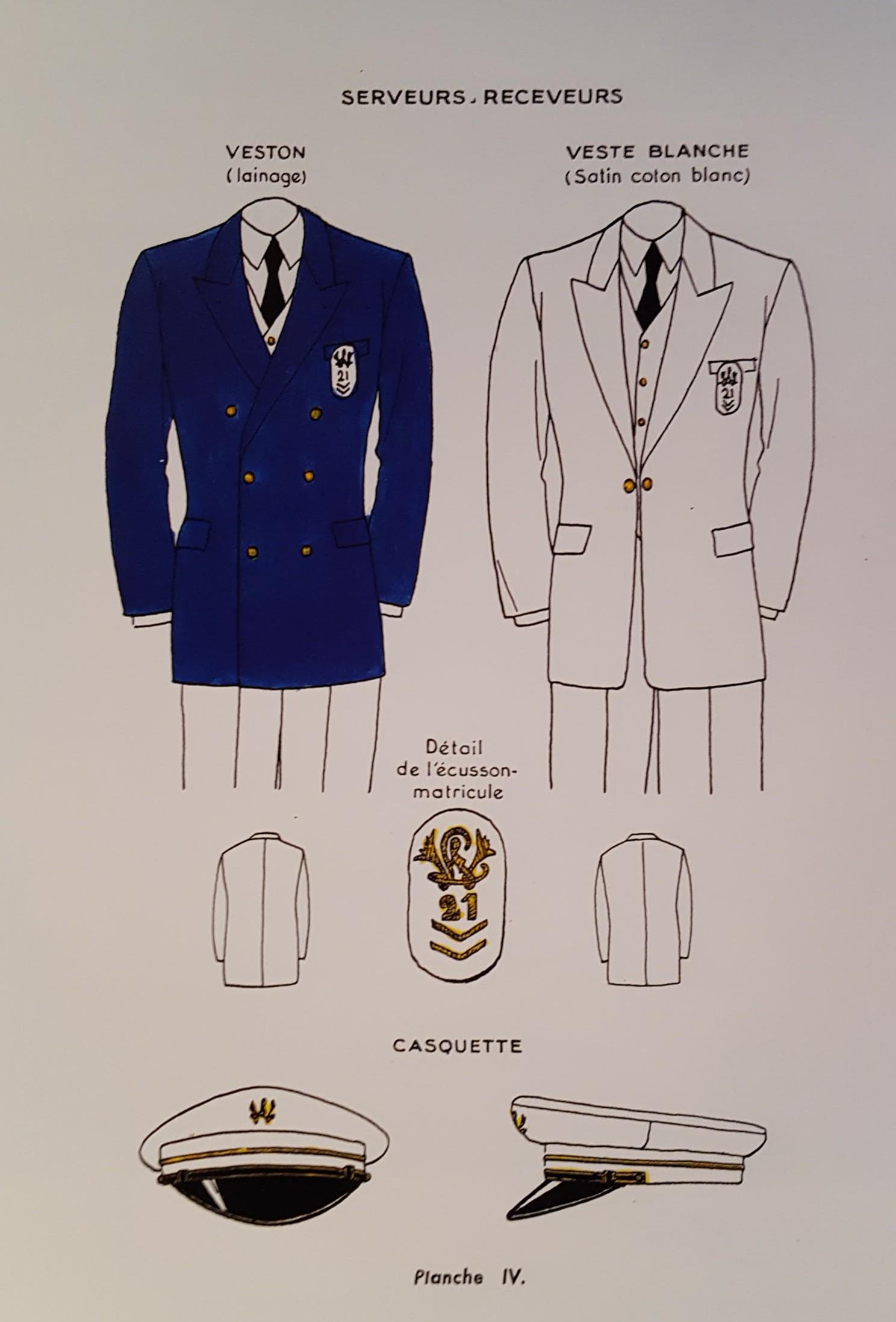 Wl uniforme receveur