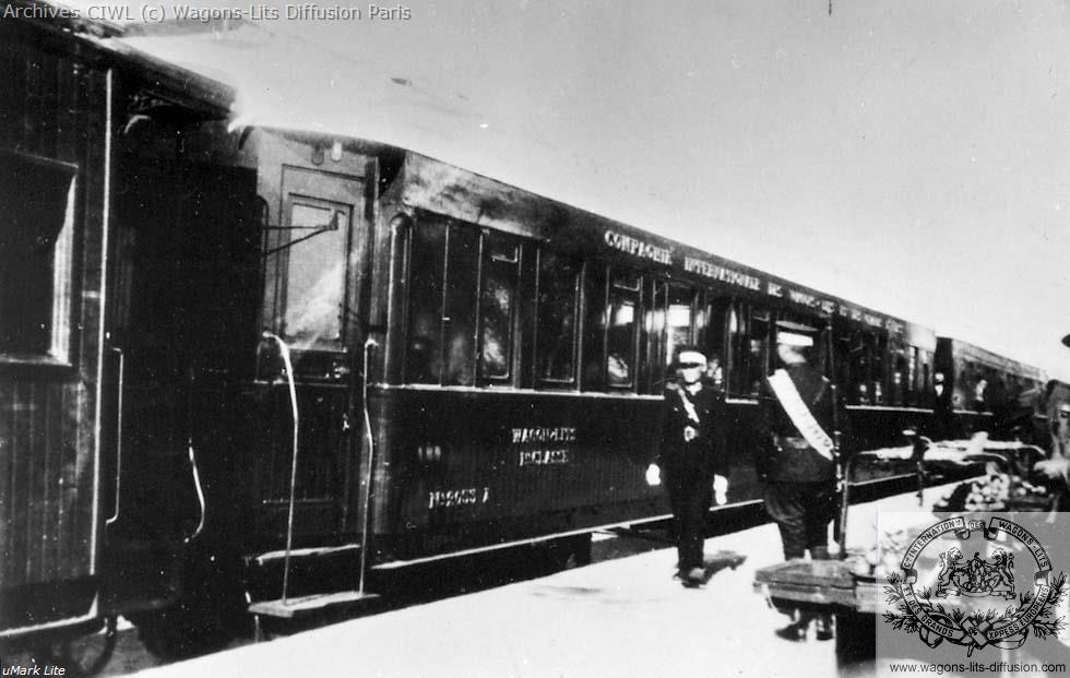 Wl vl 2033 en 1921 transfert russie vers la chine