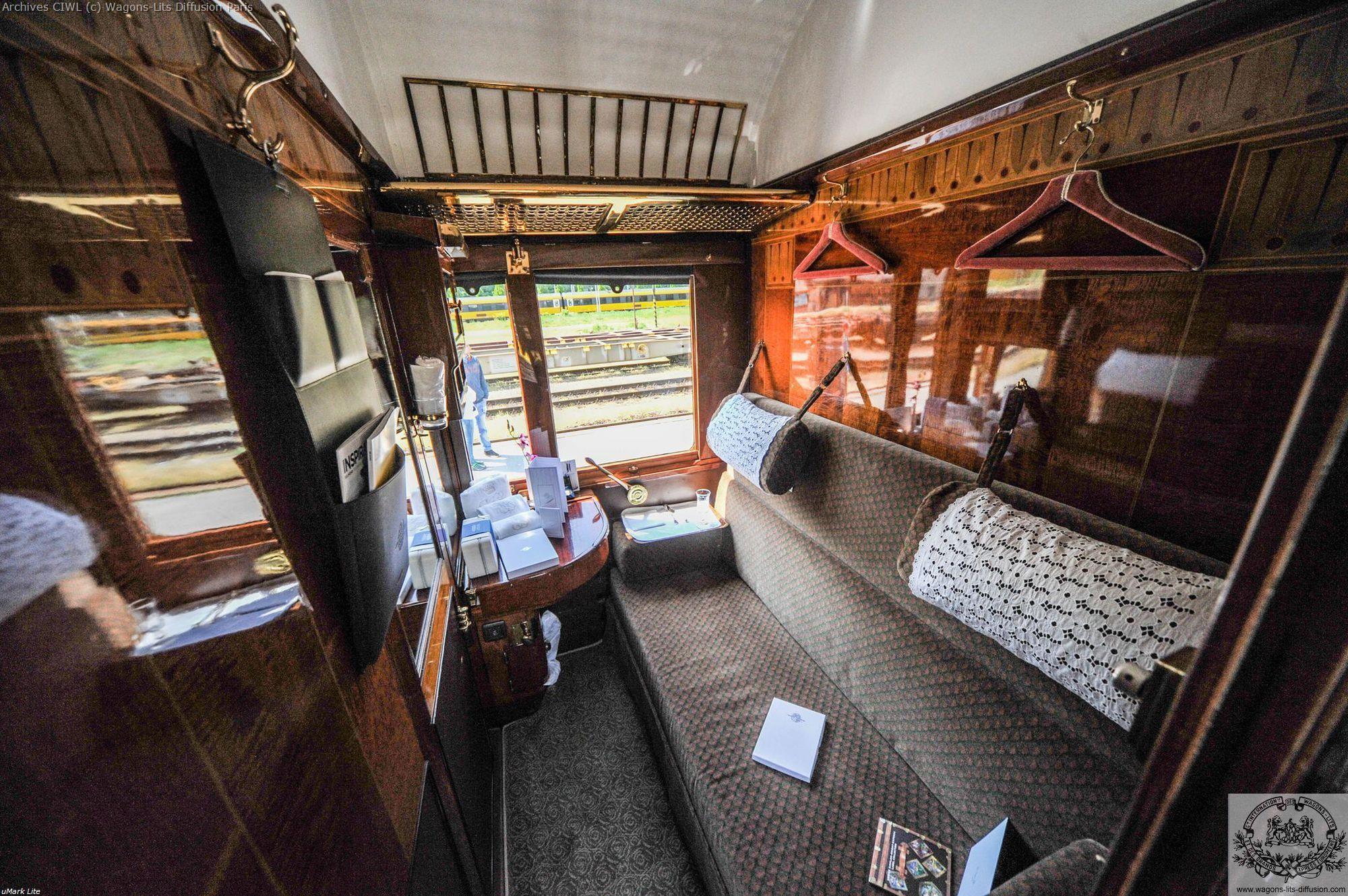 Wl vsoe cabine de l orient express facon annees 31