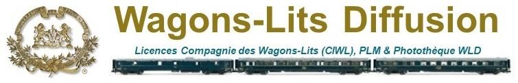 Licensing Compagnie des Wagons-Lits & Photothèque WLD